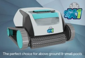 K-Bot Saturn Series SX1 Robotic Pool Cleaners