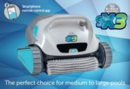 K-Bot Saturn Series SX3 Robotic Pool Cleaners